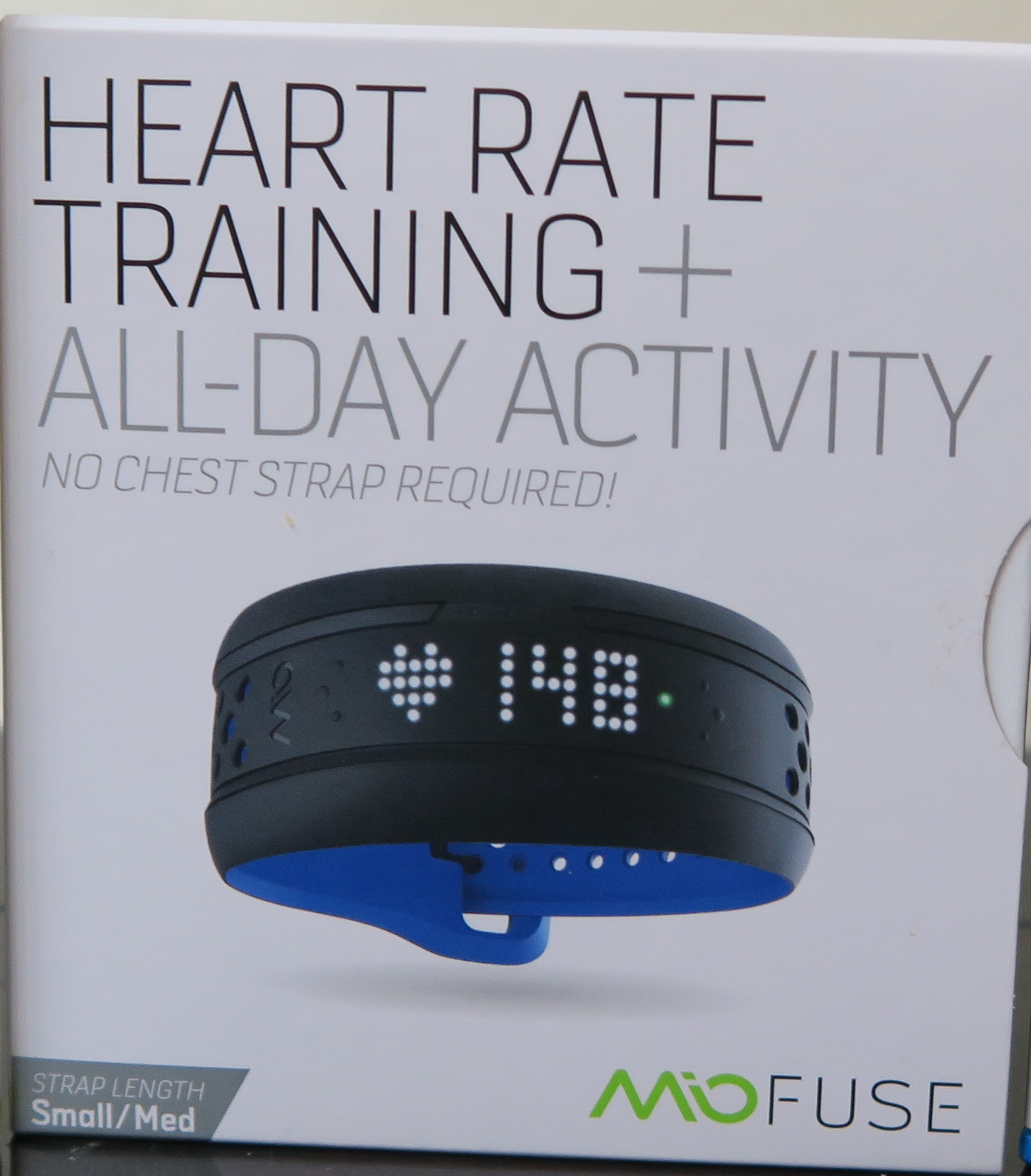 Will the Mio Fuse Replace my FuelBand? – Health Makes the Girl